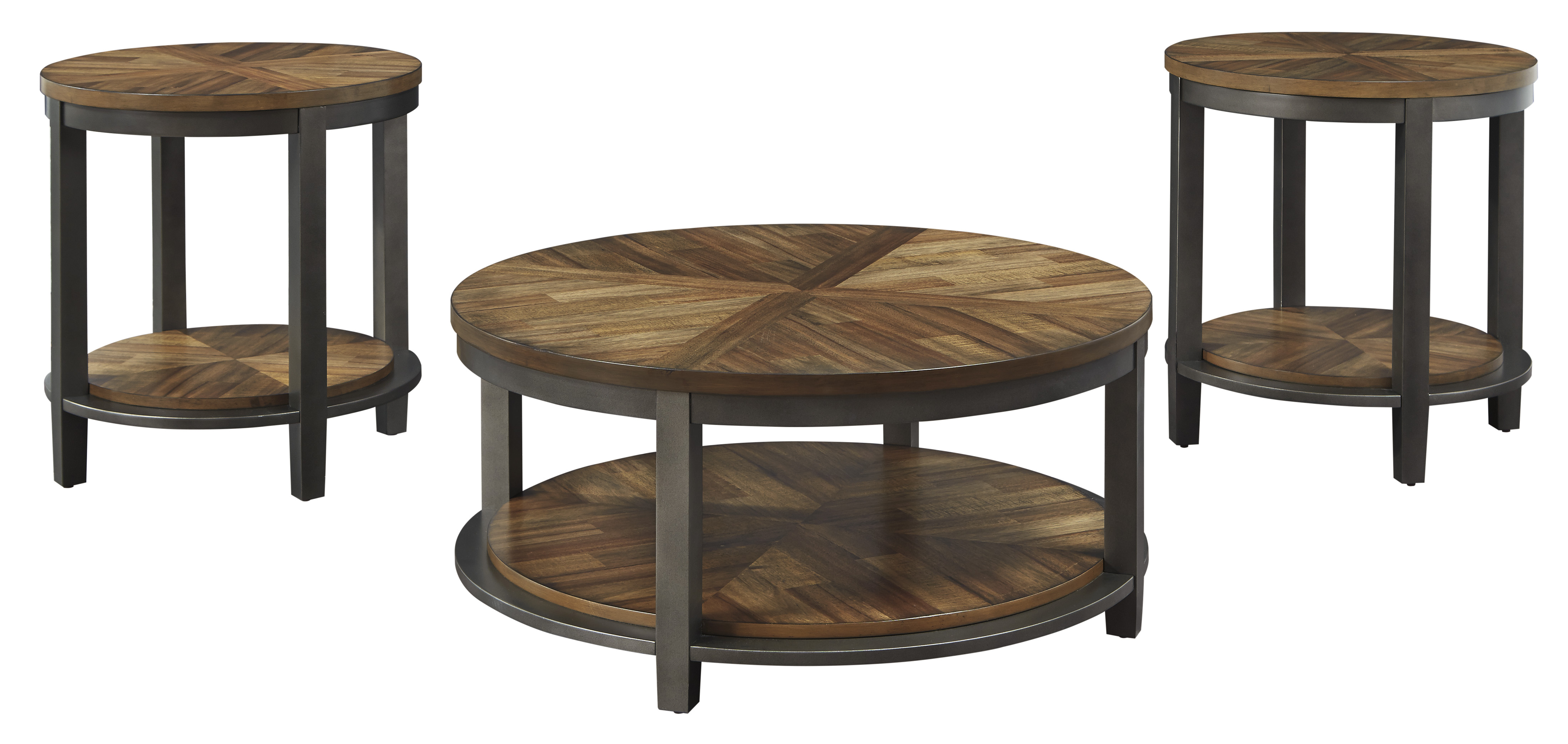 Roybeck 3 pack Table Set Signature Design by Ashley®