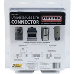 "48"" Universal Gas Line Connector • $39.99"
