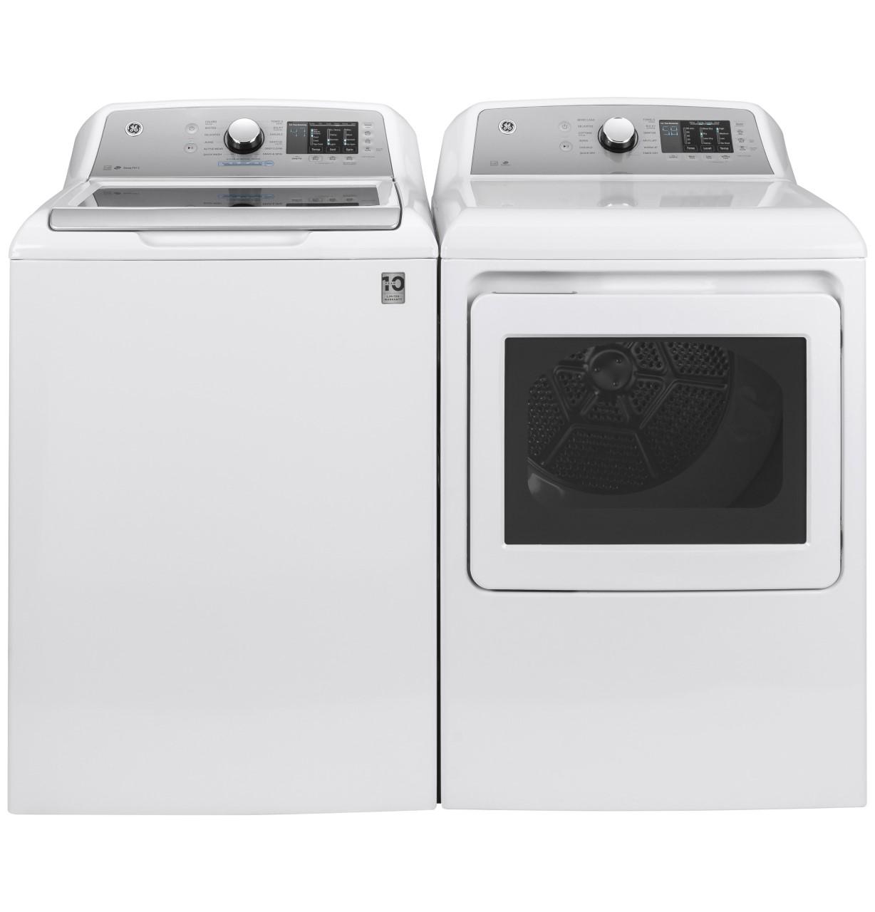 GTW725-GTD72 GE TL Laundry Set