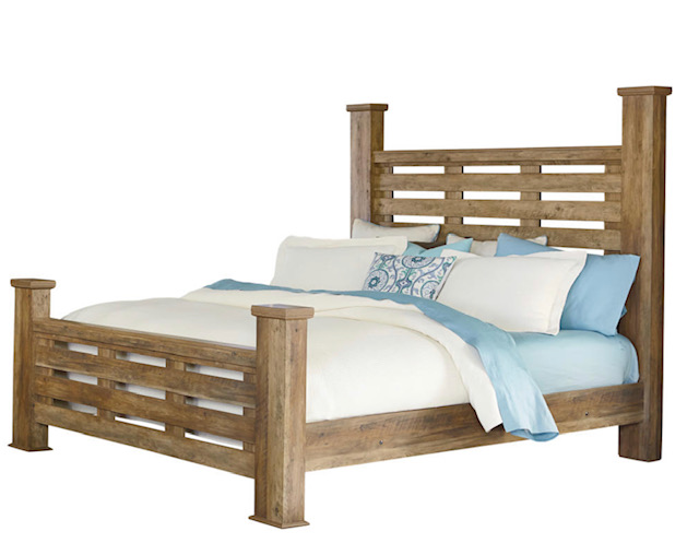 Standard 2pc Bed